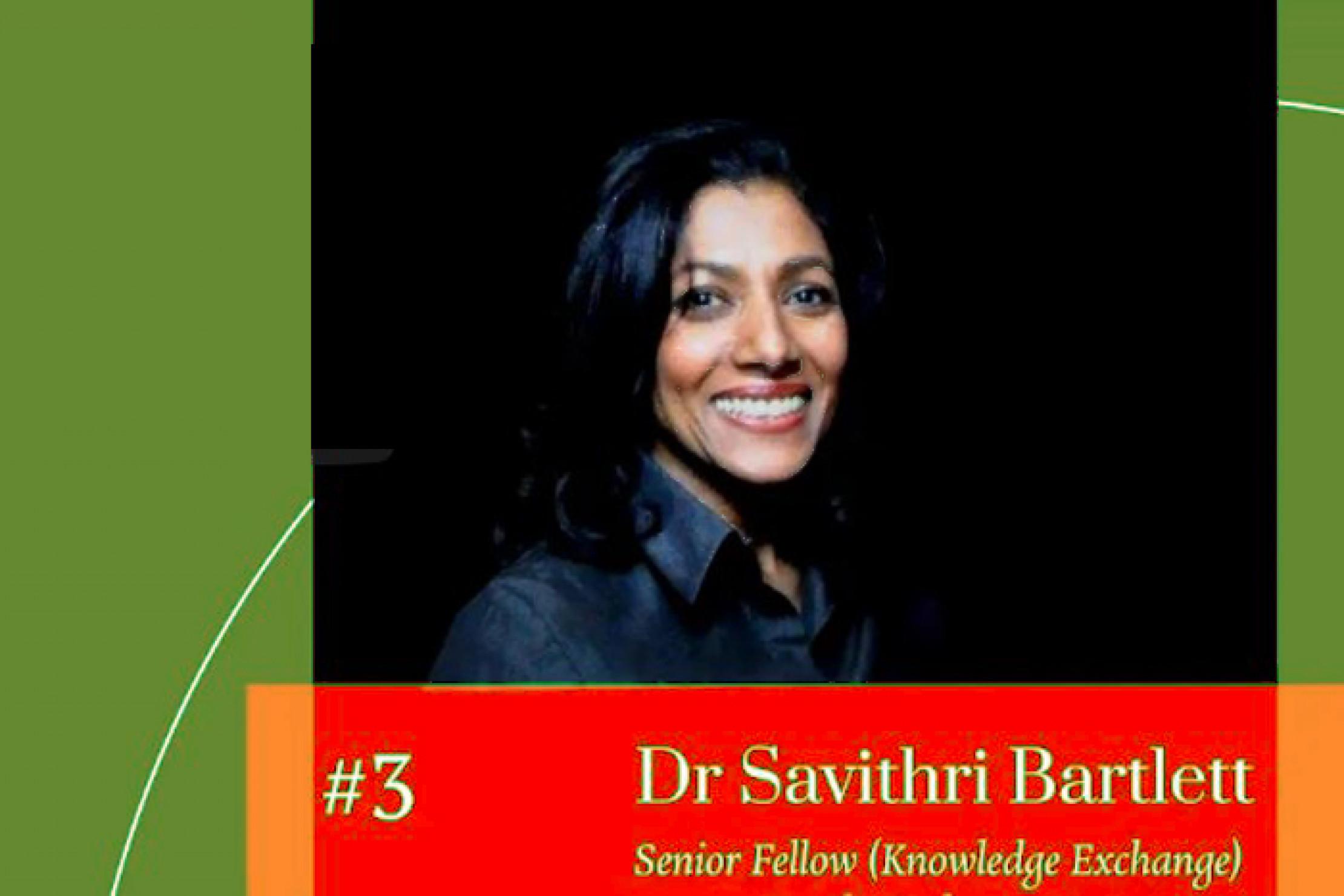 Біомімікрія, інновації для сталості | FAMIORE TimeOut епізод 3 з докторкою Савітрі Бартлетт