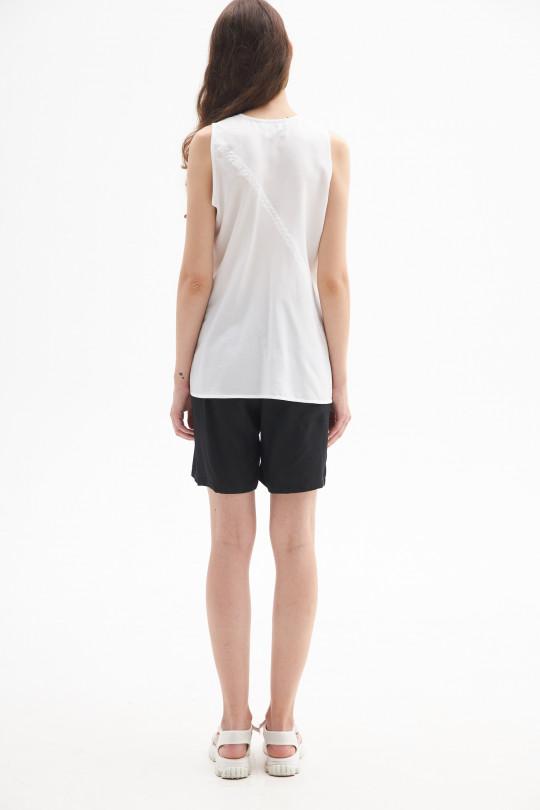 FIR black Shorts